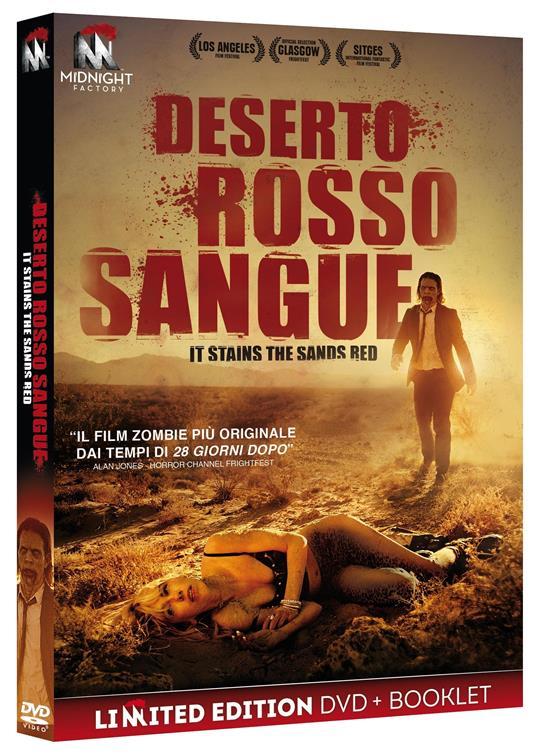 Deserto rosso sangue. Edizione limitata (DVD) di Colin Minihan - DVD