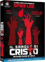 Il sangue di Cristo. Da Sweet Blood of Jesus. Limited Edition con Booklet (Blu-ray)