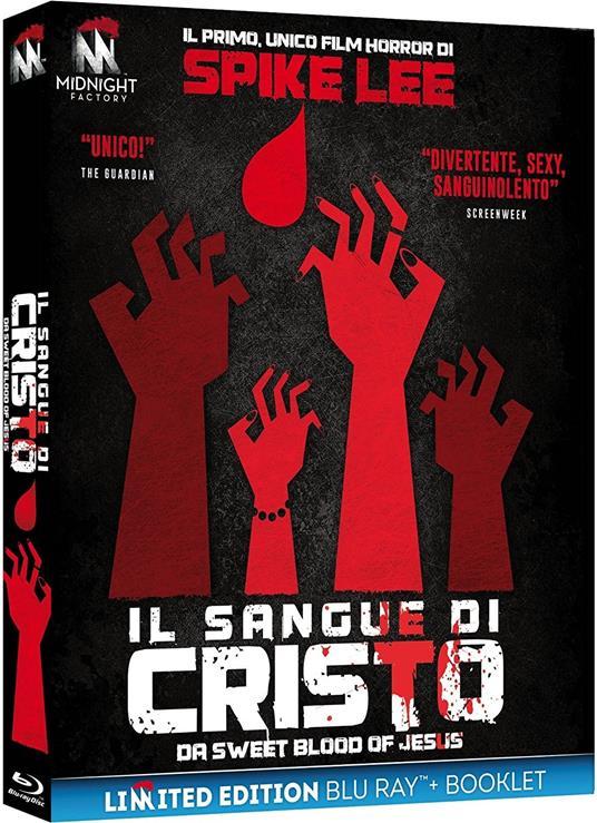 Il sangue di Cristo. Da Sweet Blood of Jesus. Limited Edition con Booklet (Blu-ray) di Spike Lee - Blu-ray