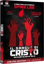 Il sangue di Cristo. Da Sweet Blood of Jesus. Limited Edition con Booklet (DVD)