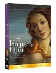 Firenze e gli Uffizi. Edizione limitata con Booklet (DVD)