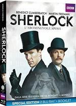 Sherlock. L'abominevole sposa. Special Edition (2 Blu-ray)