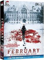 February. L'innocenza del male. Limited Edition con Booklet (Blu-ray)