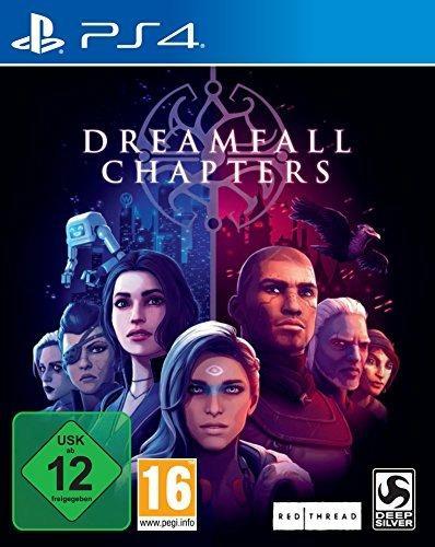 Dreamfall Chapters (PS4) [Edizione: Germania]