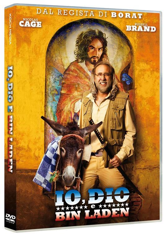 Io, Dio e Bin Laden (DVD) di Larry Charles - DVD