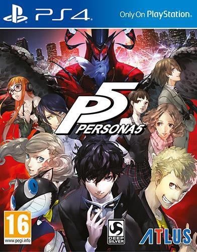 Persona 5 Standard Edition - PS4 - 2