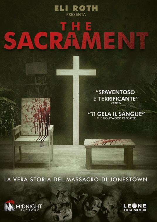 The Sacrament di Ti West - DVD