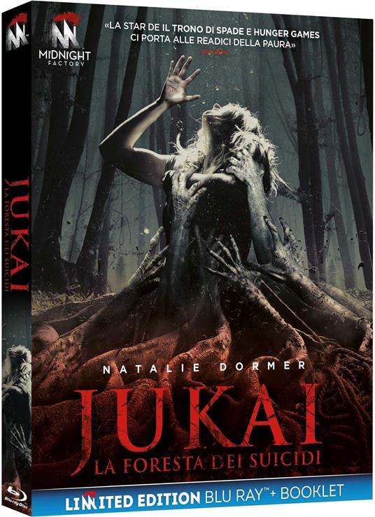 Jukai. La foresta dei suicidi. Limited Edition con Booklet (Blu-ray) di Jason Zada - Blu-ray