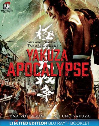 Yakuza Apocalypse. Edizione limitata con Booklet (Blu-ray) di Takashi Miike - Blu-ray