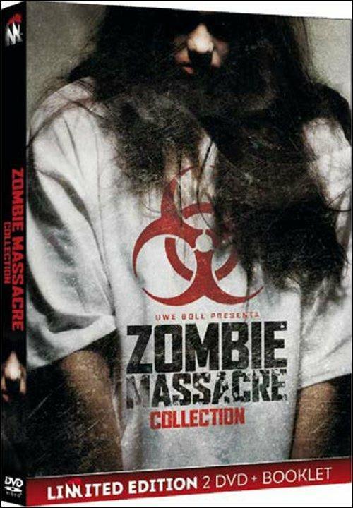Zombie Massacre Collection (2 DVD) di Luca Boni,Marco Ristori
