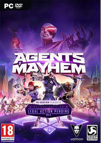 Agents of Mayhem - PC - 3