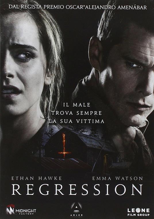 Regression (DVD) di Alejandro Amenabar - DVD