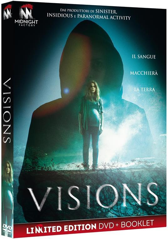 Visions. Edizione limitata. Con Booklet (DVD) di Kevin Greutert - DVD