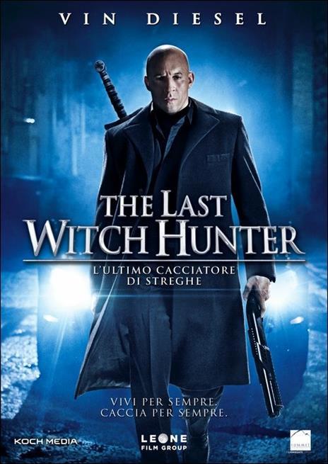The Last Witch Hunter. L'ultimo cacciatore di streghe di Breck Eisner - DVD
