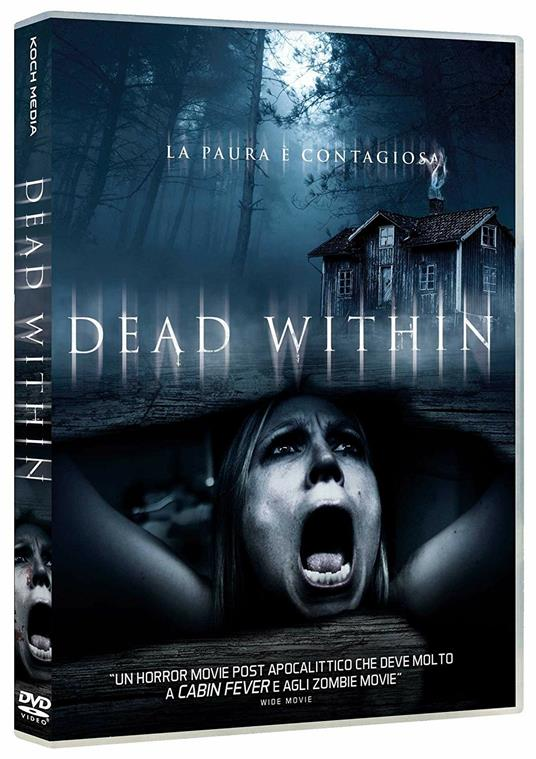 Dead Within (DVD) di Ben Wagner - DVD