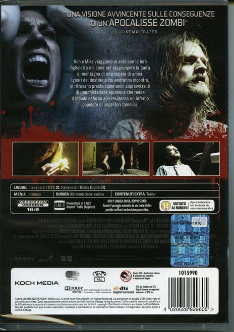 Dead Within (DVD) di Ben Wagner - DVD - 2