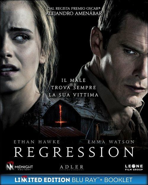 Regression<span>.</span> Limited Edition di Alejandro Amenabar - Blu-ray