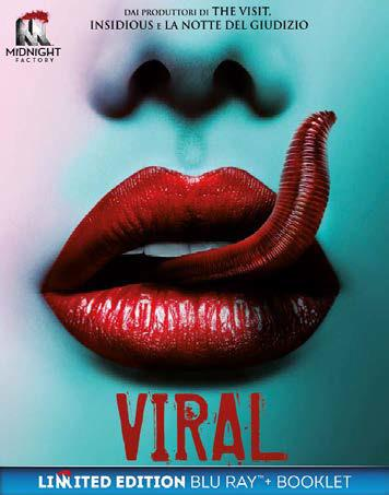 Viral. Limited Edition con Booklet (Blu-ray) di Henry Joost,Ariel Schulman - Blu-ray