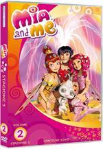 Mia and Me. Stagione 2. Vol. 2 (2 DVD)
