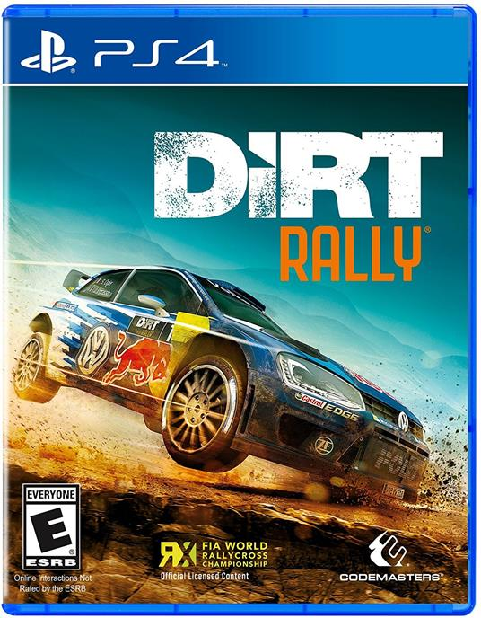 Codemasters DiRT Rally, PS4 videogioco PlayStation 4 Basic Inglese