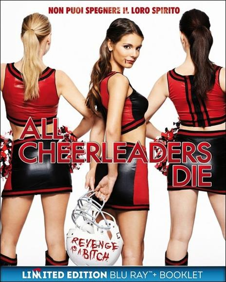 All Cheerleaders Die<span>.</span> Limited Edition di Lucky McKee,Chris Sivertson - Blu-ray