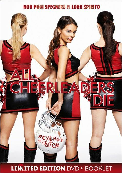 All Cheerleaders Die<span>.</span> Limited Edition di Lucky McKee,Chris Sivertson - DVD