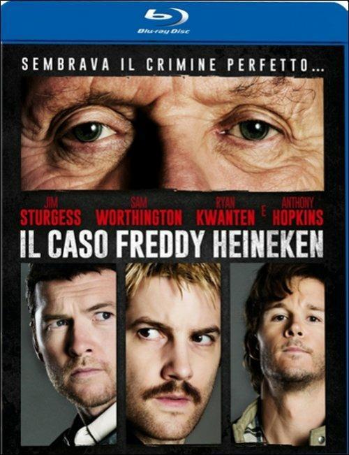 Il caso Freddy Heineken di Daniel Alfredson - Blu-ray