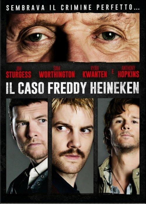Il caso Freddy Heineken di Daniel Alfredson - DVD