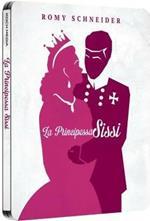 La Principessa Sissi Definitive Steel Edition. Con Steelbook (Blu-ray)