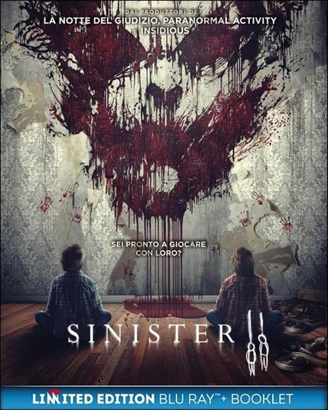 Sinister 2<span>.</span> Edizione limitata di Ciarán Foy - Blu-ray