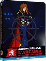 Capitan Harlock. L'Arcadia della mia giovinezza (2 DVD + Blu-ray)