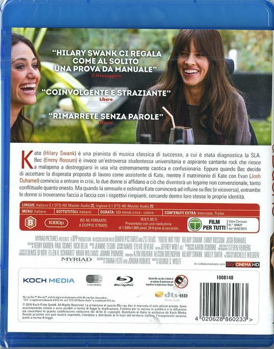 Qualcosa di buono di George C. Wolfe - Blu-ray - 2