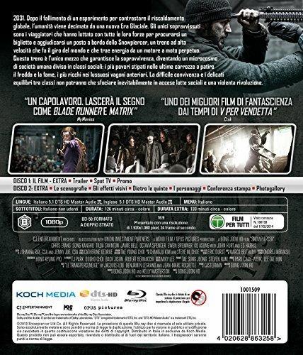 Snowpiercer (2 Blu-ray) di Joon-Ho Bong - Blu-ray - 2