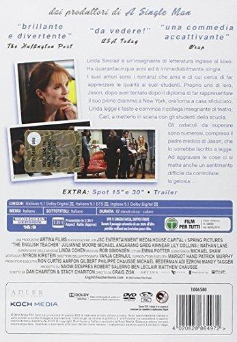 The English Teacher di Craig Zisk - DVD - 2