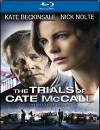 Cate McCall. Il confine della verità di Karen Moncrieff - Blu-ray