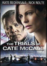 Cate McCall. Il confine della verità di Karen Moncrieff - DVD