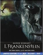 I, Frankenstein (DVD + Blu-ray + Blu-ray 3D)