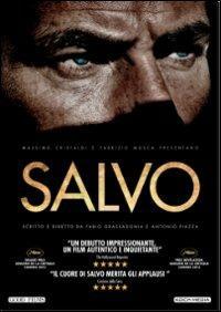 Salvo di Fabio Grassadonia,Antonio Piazza - DVD