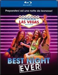 Best Night Ever di Aaron Seltzer,Jason Friedberg - Blu-ray