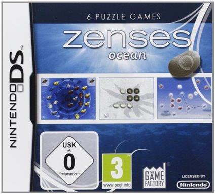 Zenses: Ocean (6 Puzzle Games)
