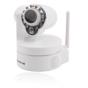 Olympia IC 720 P IP security camera Interno Capocorda Bianco