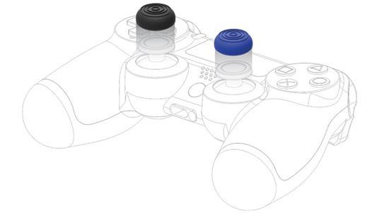 Snakebyte SB909542 accessorio di controller da gaming Impugnatura di azione