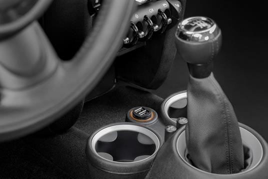 Goobay 58912 Auto Nero caricabatterie per cellulari e PDA - 2