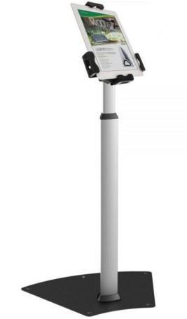 Supporto per Smartphone InLine 23166B Passivo Nero Argento - 7