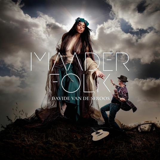 Maader Folk (Limited, Numbered & Coloured Vinyl + Card Digital Download) - Vinile LP di Davide Van De Sfroos