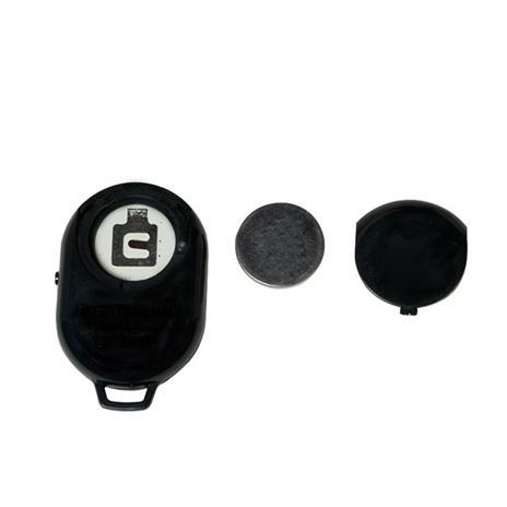 LogiLink BT0034 Smartphone Nero, Argento bastone per selfie - 2