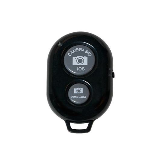 LogiLink BT0034 Smartphone Nero, Argento bastone per selfie - 4