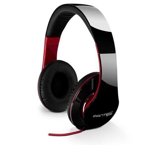 Cuffie Fantec sHP-250aj-bk audio white red