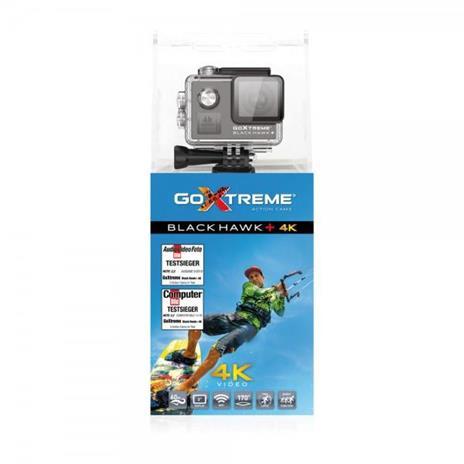 Easypix GoXtreme Black Hawk+ fotocamera per sport d'azione 4K Ultra HD 14 MP Wi-Fi - 4