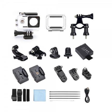 Easypix GoXtreme Black Hawk+ fotocamera per sport d'azione 4K Ultra HD 14 MP Wi-Fi - 5